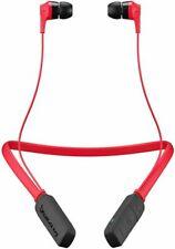 Skullcandy Ink'd Bluetooth Wireless Earbuds Red S21kw