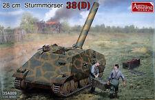 Amusing Hobby 35A009 - 28 cm Sturmmörser 38(d)