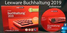 Lexware Buchhaltung 2019 Vollversion Box + CD, Handbuch (PDF), Updates OVP NEU