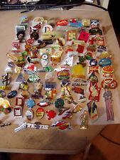 Pins Sammlung Konvolut Pin 104 verschiedene
