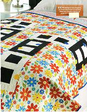 Dominoes Quilt Pattern Pieced BG
