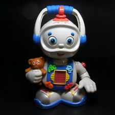 Robot automate vocal musical FISHER PRICE 2011 vintage jouet enfant N6301