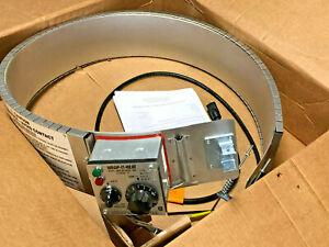 Expo Engineered AGM-55 Wrap-It-Heat 55 Gallon Drum Heater, 120Volt, 1750 Watt