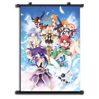 4585 Anime Love Live Kousaka Honoka Decor Poster Wall Scroll cosplay