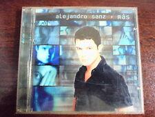 CD Musica,Alejandro Sanz,Mas,Warner 1997