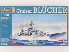 Revell 05049 Cruiser Kreuzer Blücher Model Kit 1/720 NEU! OVP 1607-13-41