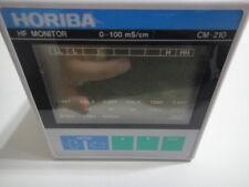 NEW HORIBA CM-210 Amp