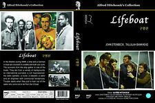 Lifeboat / Alfred Hitchcock, Tallulah Bankhead (1944) - DVD new
