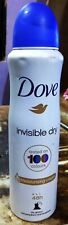 DOVE INVISIBLE DRY  DEODORANT FOR WOMEN 150 ML e 5 FL. OZ: FREE SHIPPING..