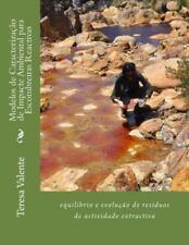 Modelos de Caracterização de Impacte Ambiental para Escombreiras Reactivas :...