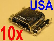 10x Micro USB Charging Port For Samsung Galaxy Tab 4 SM-T330 SM-T330N SM-T330NU