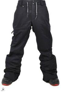 NIKE SB snowboard Budmo cargo snowboard pants L Black BRAND NEW