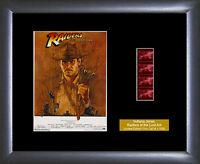 Indiana Jones : Raiders of the Lost Ark Film Cell - Limited Edition memorabilia