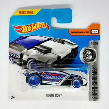 Hot Wheels Rogue Hog Modellino Auto Automobile Super Chromes 10/10 DIE-CAST