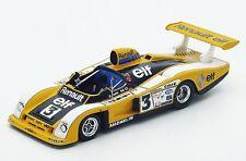Spark 1:43 ELF Renault Alpine A 442 Le Mans 1971 - #3 Jarier / Bell