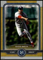 Ozzie Smith 2019 Topps Museum 5x7 Gold #89 /10 Cardinals