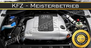 AUDI Q7 3.0 TDI CASB BUN CATA CNRB CJGA MOTORÜBERHOLUNG  MOTORINSTANDSETZUNG!!!