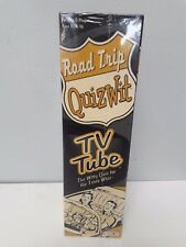 NIB - Road Trip Quizwit - TV Tube - The Witty Quiz for the Trivia Whiz