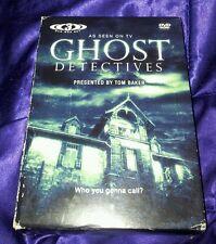 Ghost detectives bulk 3 dvds boxset R1 supernatural paranormal entity spirit