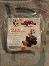 Mickeys Birthdayland Walt Disney World Goofys Sport Coupe 1988 Vehicle mcdonalds