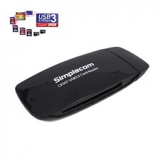 4 SLOT USB 3.0 All in One Card Reader Memory Stick CF Micro SD HC SDXC