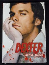 """DEXTER The Complete First Season"" 4 - Disc DVD Set - FACTORY SEALED NEW"