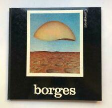 Jorge Luis Borges - Sessa - Cosmogonías - 1972  Primera edicion Firmado  SIGNED