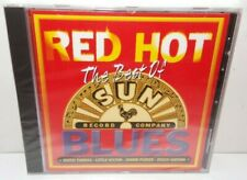 Red Hot - The Best Of Sun Blues - Brand New CD