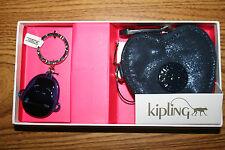 Kipling Women's Coin Wallet/Purse Navy/Glitter NWT