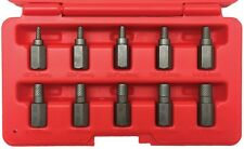 8013-WW 10 pc Stud Remover Set Compact LH Twist Style