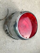 Vintage Federal Fire Truck Siren Light, Emergency Partial parts