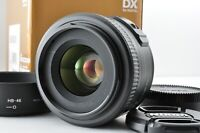 [Almost Unused in Box] Nikon AF-S DX 35mm f1.8G Prime by DHL from Japan #147