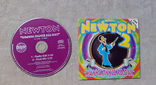 "CD AUDIO MUSIQUE / NEWTON 2 ""WANNA DANCE ALL DAY"" CD SINGLE 2T 1997 EURO DANCE"