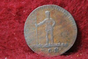 Germany - Brunswick - Luneberg,1776-LCR Pfennig, KM330.1 Wildman, NR,        4-8