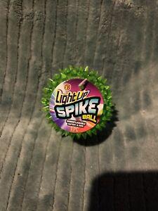 LIGHTUP Green SPIKE BALL by Ja Ru