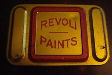 Vintage Revoli Watercolor Painting, c1940s