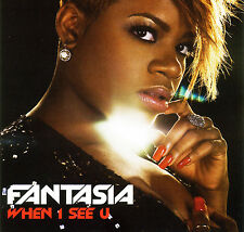 Fantasia WHEN I SEE U (Promo Maxi CD Single) (2007)