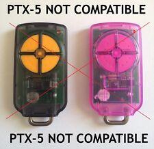 Garage Door Remote Control compatible with ATA roller doors GDO6V1 GDO6V2