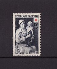 timbre France   croix rouge de 1953  num: 967  oblitéré