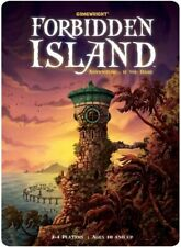 FORBIDDEN ISLAND #1 Co-Op Family Board Game Adventure If You Dare Mensa Game OTY