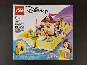 Lego 43177 Disney Princess - Belle's Storybook Adventures - New SEALED