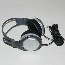 Genuine Sony Stereo MDR-XD100 Headband Headphones Silver W/ Long Cord