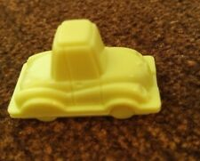 Rush Hour Traffic Jam Yellow Car Replacement Piece Part For Game