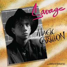 Savage - Magic Carillon (35th Anniversary Remix) 12'' MAXI Italo-disco / white