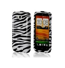 Hard Design Snap on Protector Cover Phone Case for HTC One X S720e AT&T / ELITE