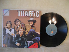 Traffic, Island Records, ORL 8496, Italy