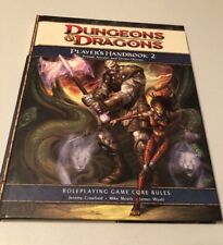 Dungeons & Dragons: Player's Handbook 2- Roleplaying Game Core Rules by Crawford