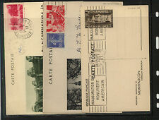 France 3  cancelled used postal  cards         MS0530