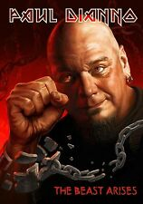 PAUL DI'ANNO - THE BEAST ARISES  DVD NEU