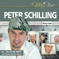 CD Peter Schilling Best Of My Star Hits Meine Lieder 20 Tracks Different Story